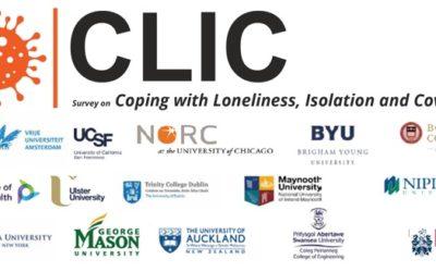 CLIC (Coping with Loneliness, Isolation and Covid-19) Encuesta en línea para los FAMILIARES que cuidan a personas con demencia.