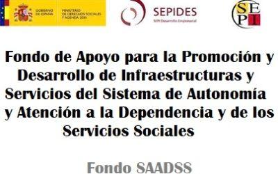 El Fondo SAADSS gestionado por SEPIDES abre un nuevo plazo de presentación de solicitudes con una dotación de 27 millones de euros